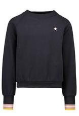 Like Flo Like Flo Girls Loose Fit Sweater Me Navy