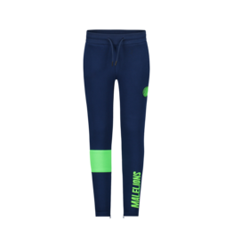 Malelions Malelions Junior sport Captain Trackpants Navy-Green
