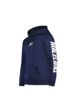 Malelions Malelions Junior Lective Hoodie Navy