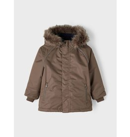 Name IT Name It Jacket Lux Chocolate Chip