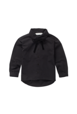 Sproet & Sprout Sproet & Sprout Blouse Collar Bow Black