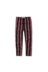 Sproet & Sprout Sproet & Sprout Legging Painted Stripe Fig