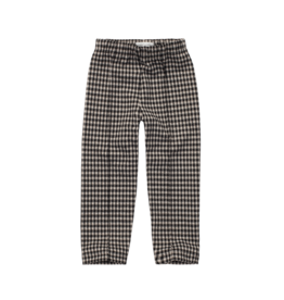 Sproet & Sprout Sproet & Sprout Pants Block Check Black