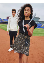 Nik&Nik NIK&NIK Irene Paisley Skirt Black