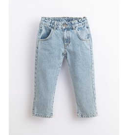 Play Up Play Up Denim Cotton Trousers  Illustration