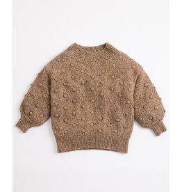 Play Up Play Up Knitted Jersey with high neck Paper