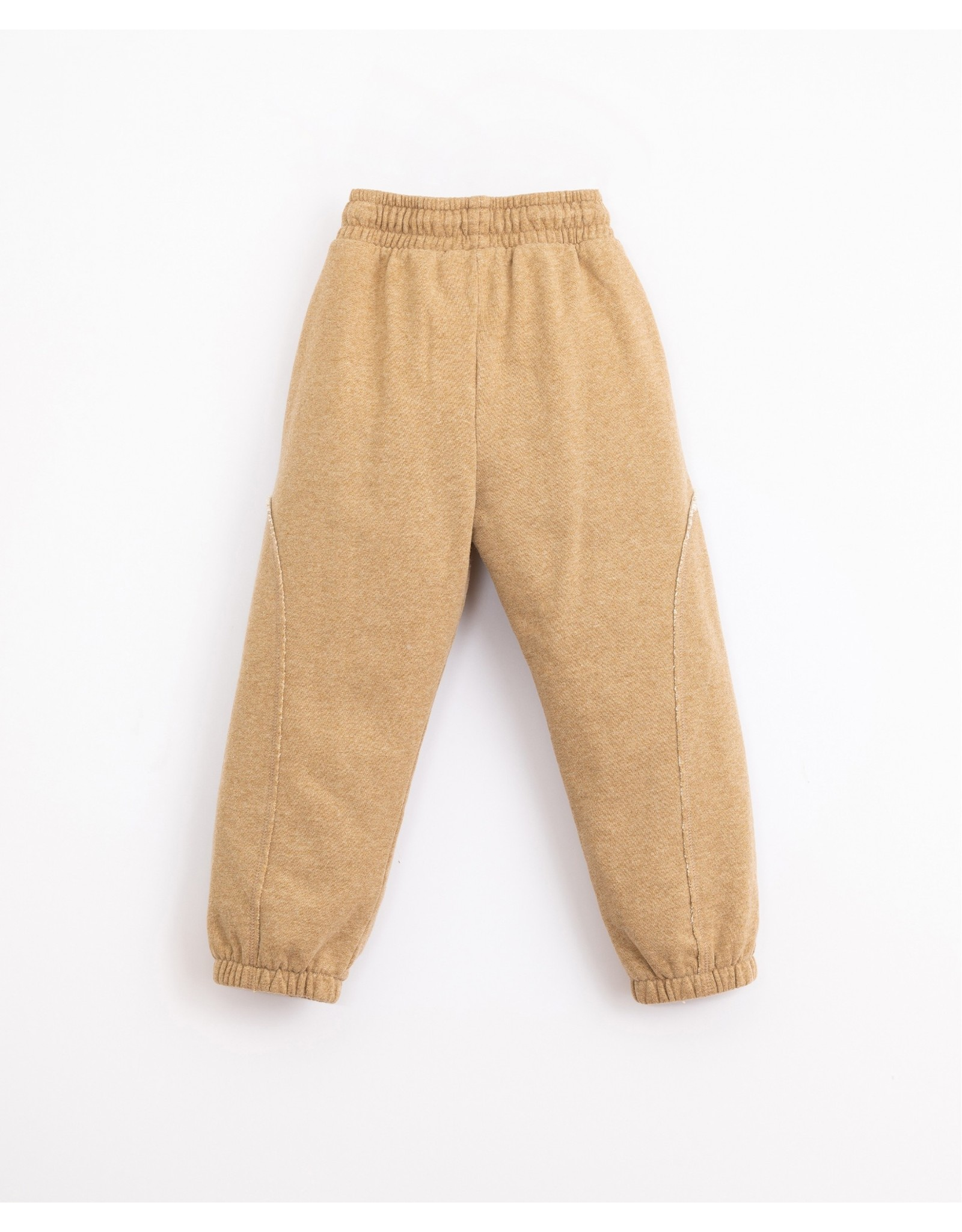 Play Up Play Up Fleece Trousers with detail Paper Melange
