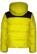Super Rebel Super Rebel Outdoor Jacket Color Block Optional Yellow