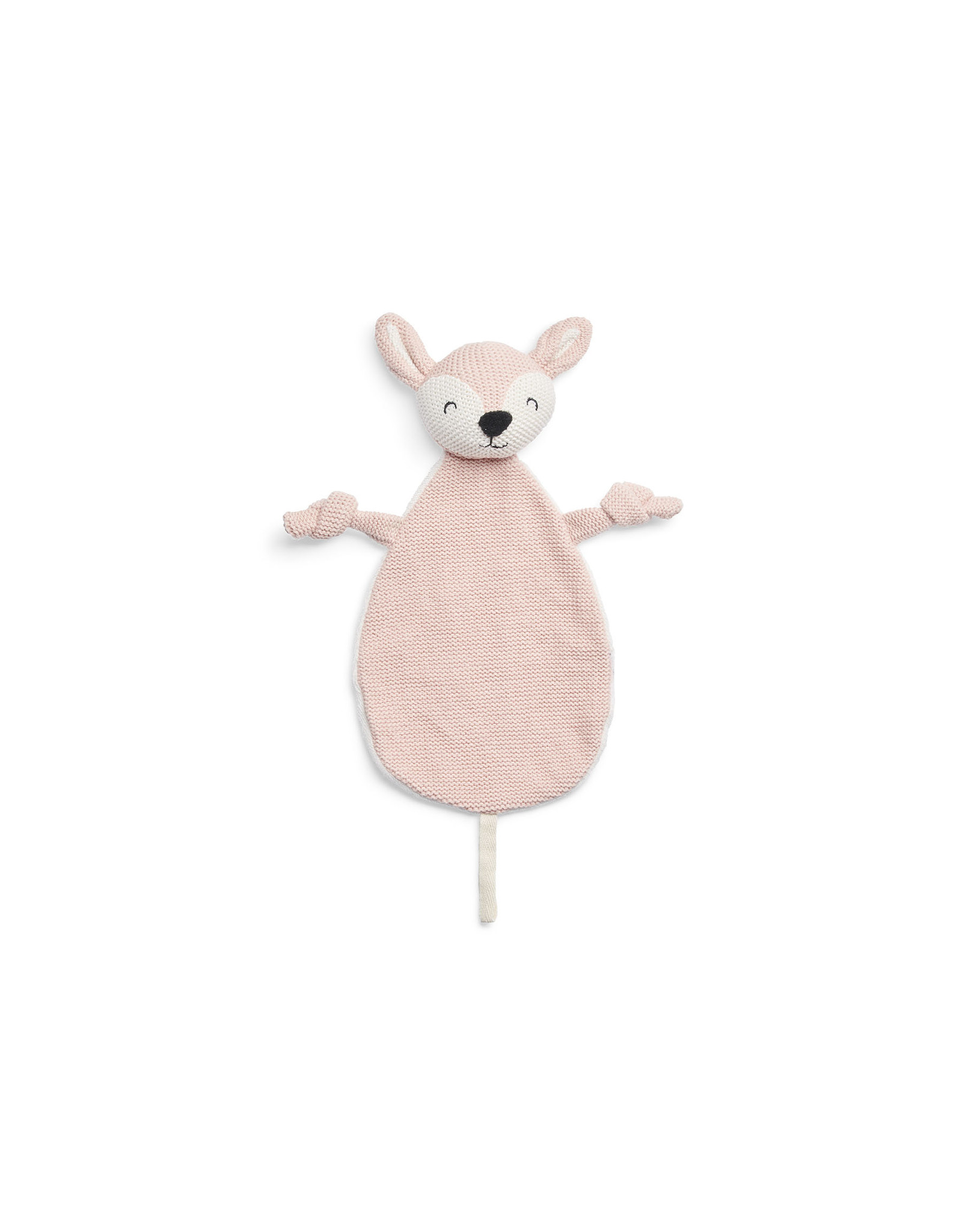 Jollein Knuffeldoekje Deer Pale Pink