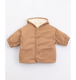 Play Up Play Up Twill Parka Paper