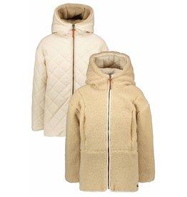 Street Called Madison Street Called Madison Luna teddy Long Reversible Jacket TORY Sand 176