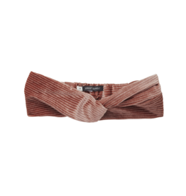 Sproet & Sprout Sproet & Sprout Turban Headband Velvet Fig