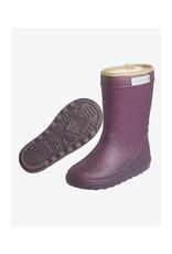 Enfant En Fant Thermo Boots  Glitter Vineyard Wine