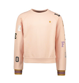 Like Flo Like Flo Sweater Muse Old Pink