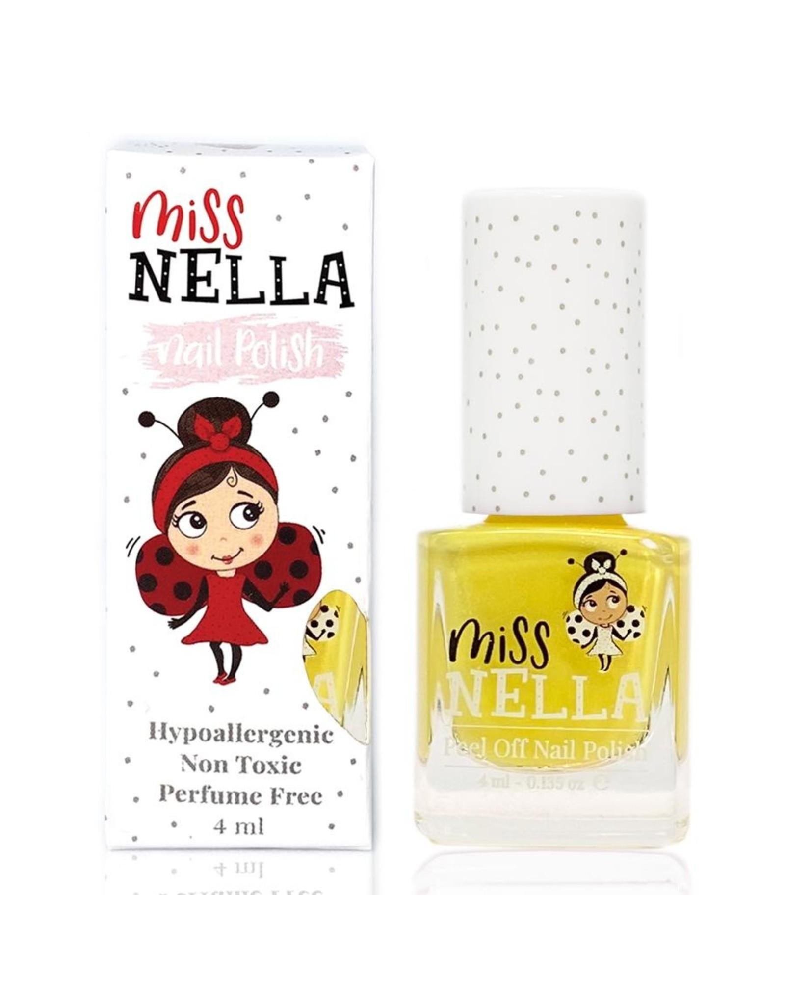 Miss Nella Miss Nella Banana Split Kids Peel Off Odour