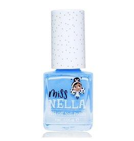 Miss Nella Miss Nella Nail Polish Blue Bell