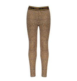 NONO NoNo Sole Leopard AOP legging with logo Animal