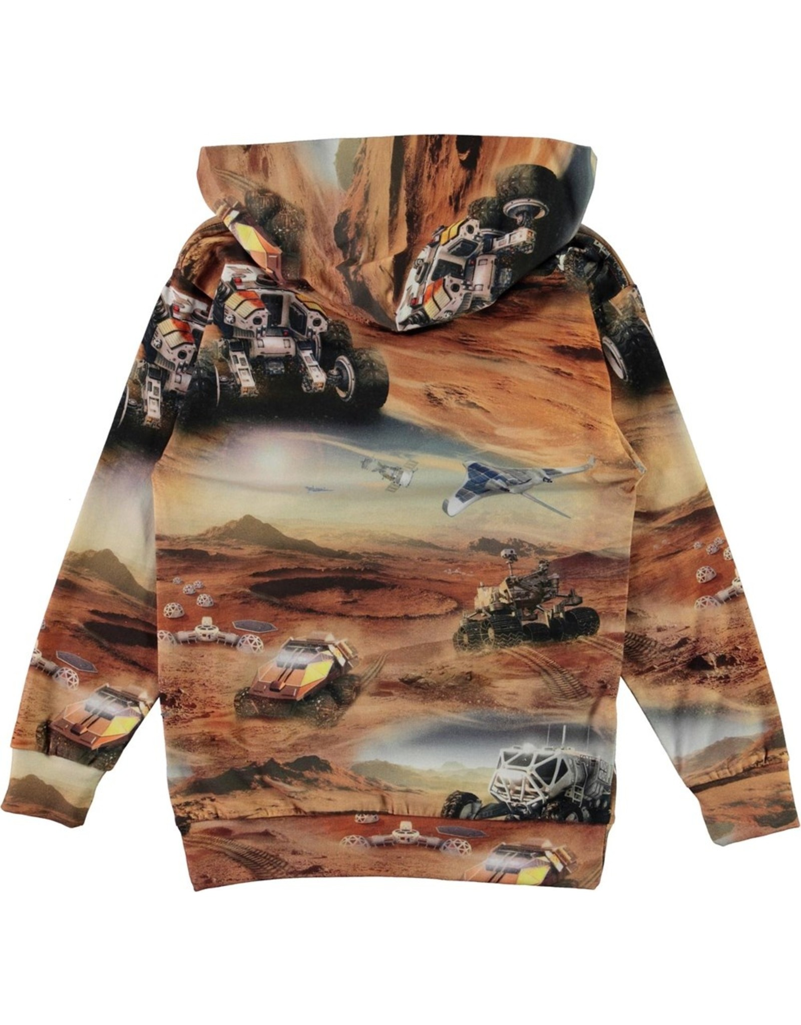 Molo Molo Hoody Mars