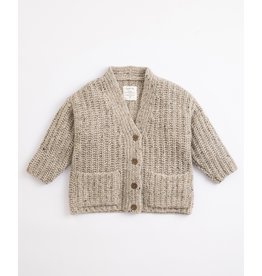 Play Up Play Up Knitted Cardigan Simplicity