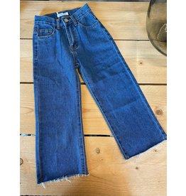 Kiezel Kiezel Mom jeans Blue