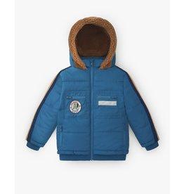 Nadadelazos Nadadelazos Coat Apres Ski Duck Blue