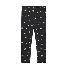 Nadadelazos Nadadelazos Slim Pants Stars Washed Black