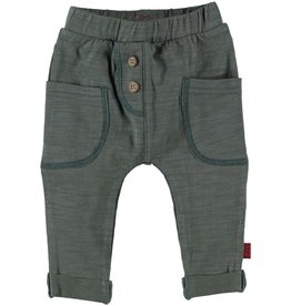 BESS Bess Pants With Pockets Teal