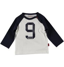 BESS Bess Shirt Longsleeve 9 Off White