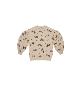 House of Jamie House Of Jamie Balloon Sweater  Oatmeal Forest