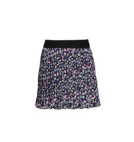 B.Nosy B.Nosy Girls Woven Plissé Skirt Outside Floral AO