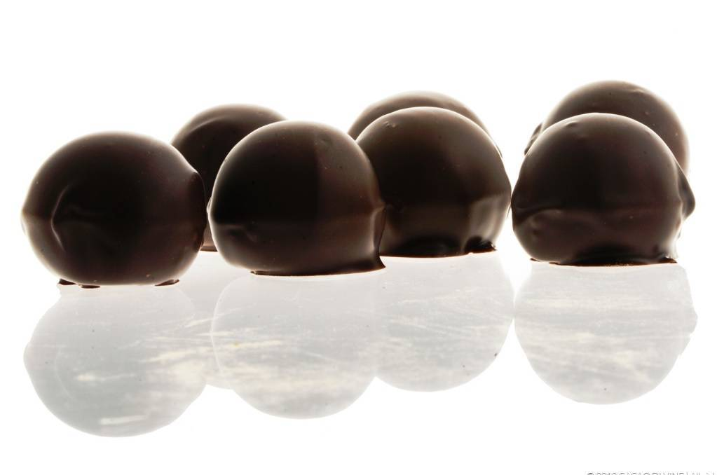 Cacao DiVine Wine Chocolate with Port, almond and fleur de sel