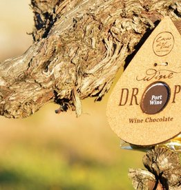 Cacao DiVine Wine drops with Port filling