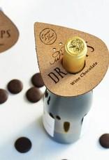 Cacao DiVine Wine drops with Barbeito Madeira