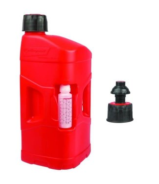 Polisport ProOctane Can 20L with std cap + Quick Fill Valve