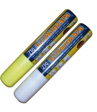 TMV Pitbord Marker 7-15mm Yellow