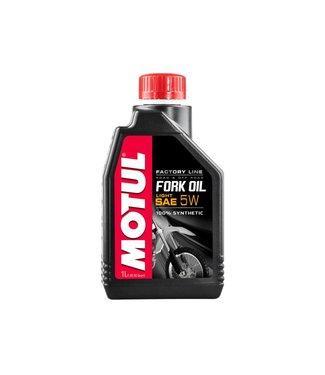 Motul MOTUL Fork Oil Factory Line 5W 100% Synthetic 1L