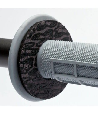 RENTHAL Grip Donutz Black/Grey (2pcs)