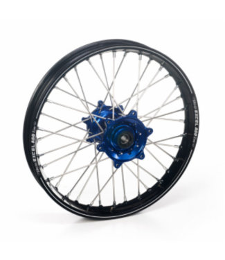 Haan wheels KX/KXF '03- rear 19-2.15 A60 rim-blue hub