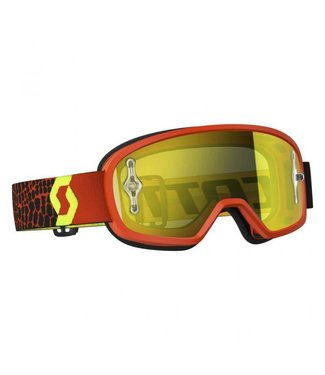 scott Buzz MX Kids goggle chrome works