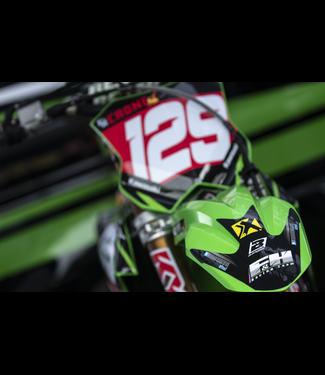 Stickerset Kawasaki KX250 2019