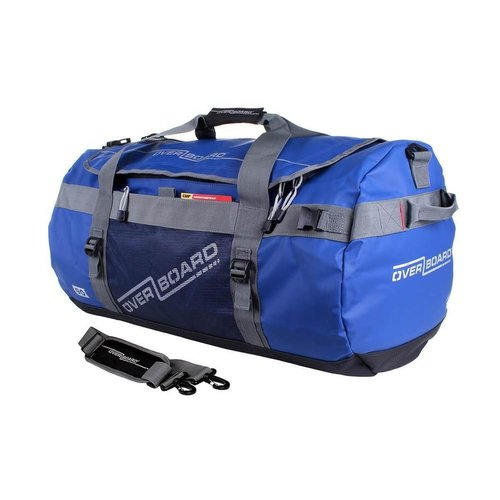 Overboard ADVENTURE duffel bag 90 liter Blauw
