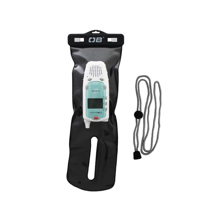 Overboard Overboard case VHF small Zwart
