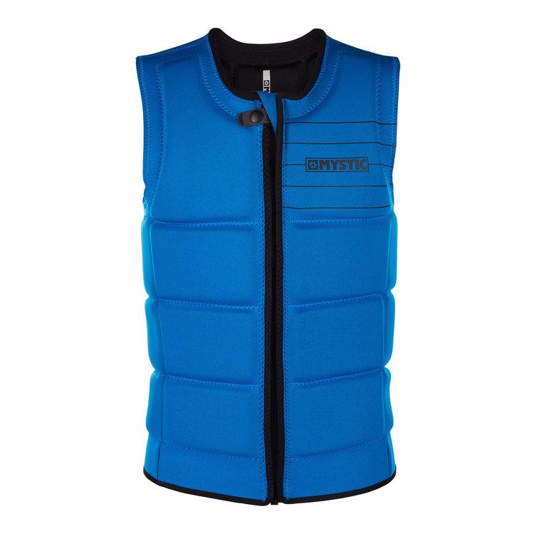 Mystic Mystic Brand Impact Vest Fzip Blue