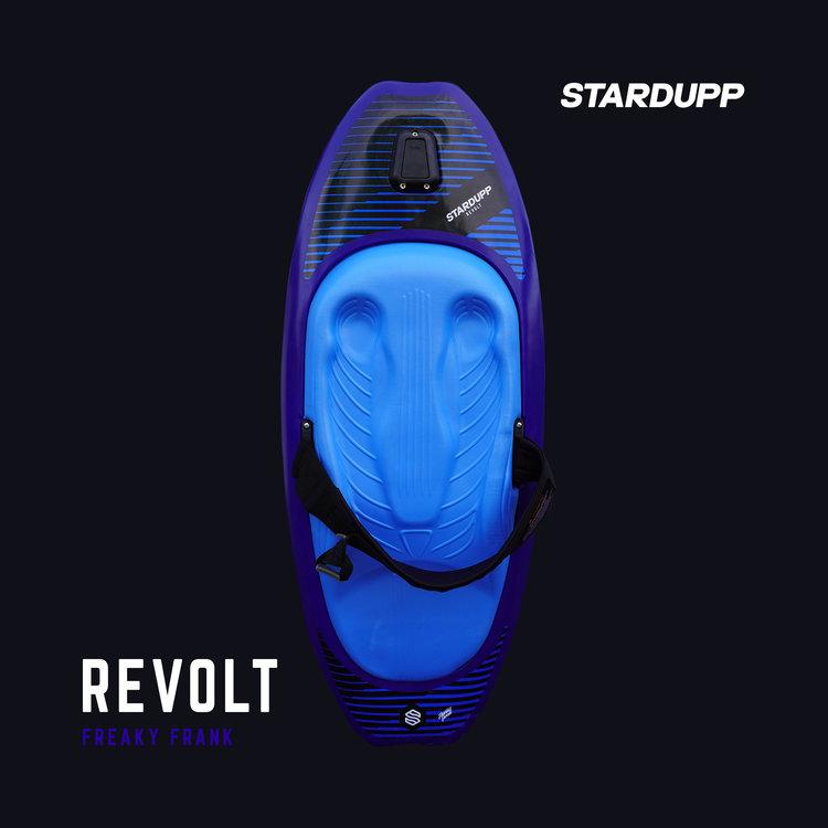 Stardupp Stardupp Revolt kneeboard