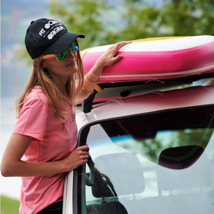 Fit Ocean Fit Ocean Magic Glide SUP Pink 10'8 Set