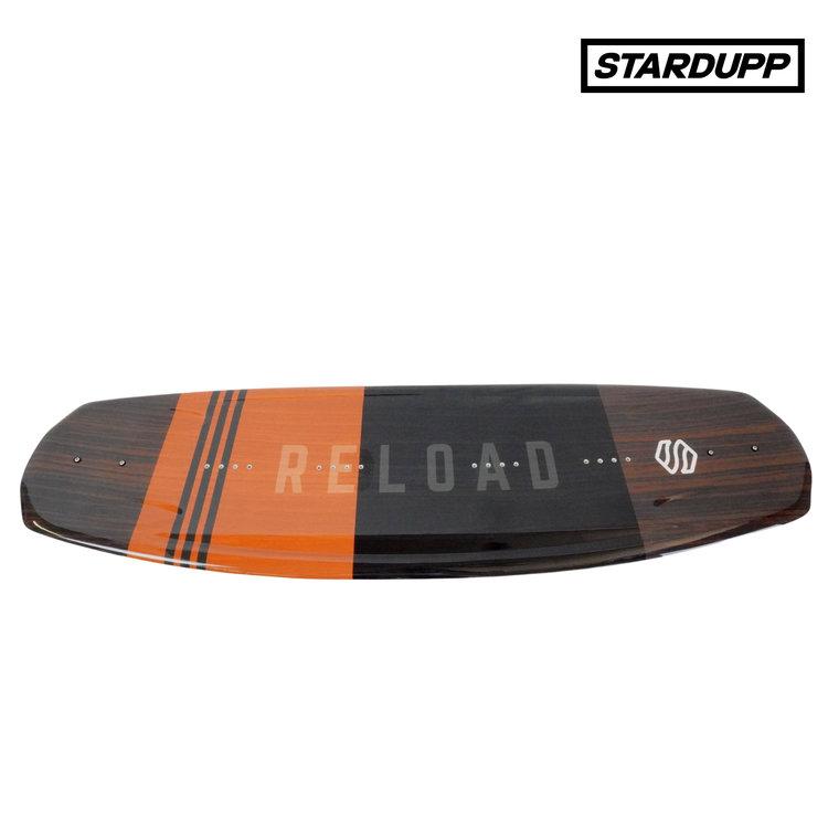 Stardupp Stardupp Reload wakeboard 139cm Red