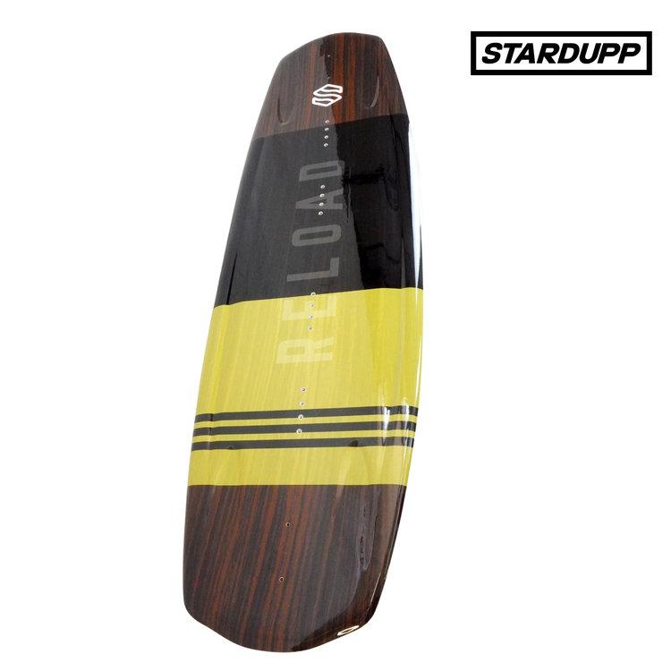 Stardupp Stardupp Reload wakeboard 139cm Yellow