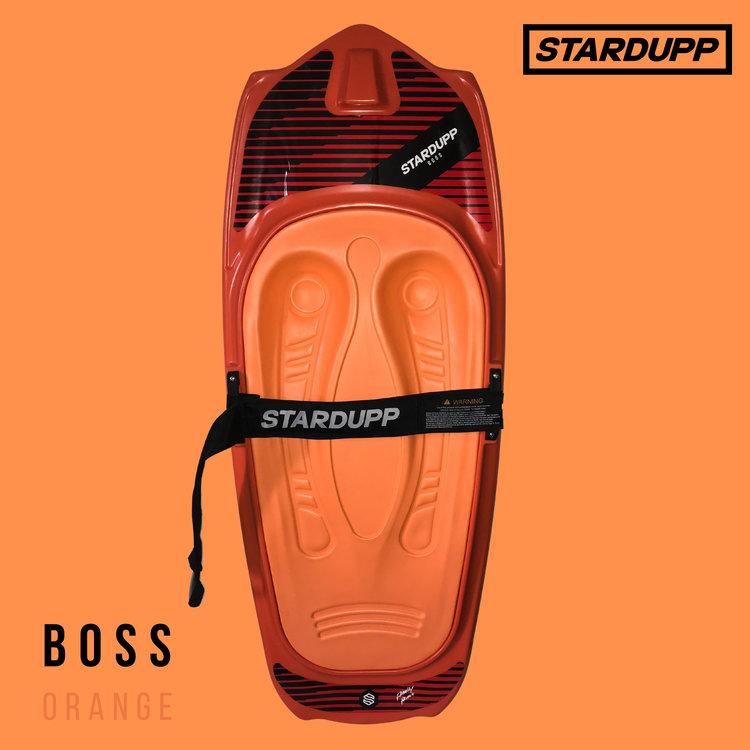 Stardupp Stardupp Boss kneeboard Oranje