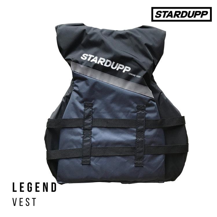 Stardupp Stardupp Legend Vest Adult Black