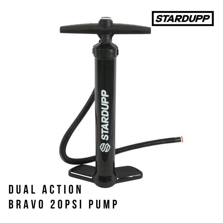 Stardupp Stardupp Double Action Pump 20PSI Bravo